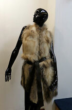 sciarpa pelliccia di volpe e murmasky fox fur stola schal Fuchspelzrenard scarf