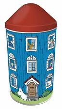 FAZER tin filled with fudge MOOMIN HOUSE