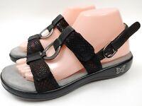 Algeria Julia-t-strap Slingback Sandals #582 Womans Size 39