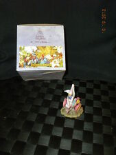 "Schmid Hidden Kingdom Kingdom Of Notch Figurine ""Princess Buckleberry & Grunt"""