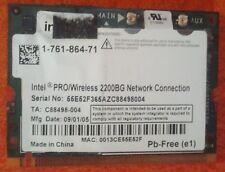 Modulo wifi SONY VAIO VGN S5M PCG 6H2M