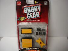 Mechanic - 1  - Hobby Gear - 1/24 & G Scale - by PHOENIX TOYS