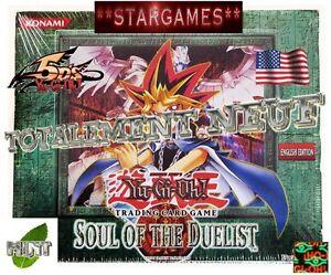 YU-GI-OH! SOUL OF THE DUELIST CARTES AU CHOIX NEUVES MINT ULT/SR/RARES AU CHOIX