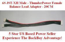 6S ThunderPower / Thunder Power Female - JST-XH Male Lipo Adapter Plug - 20CM