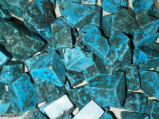 Turquoise Substitute Dyed Howlite Stone 20 to 250 g size pieces 800 gram Lot