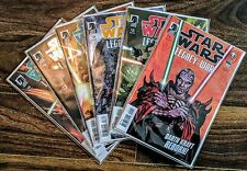 Dark Horse Star Wars Legacy War #1-6 **Complete Set**Extremely Rare!!Retired