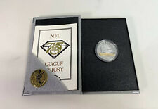 1994 Dallas Cowboys Game Coin Limited Edition Official Balfour with Display Case