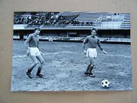 Pier Paolo Pasolini - Nazionale attori-cantanti - vera foto real photo vintage