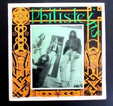 THE PHILISTEINS - BLOODY CONVICTS - ORIGINAL AUSSIE 1988 LP