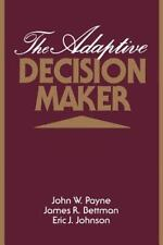 The Adaptive Decision Maker (Paperback or Softback)