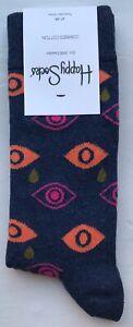 Happy Socks Cry Baby Socks - Mens UK7.5-11.5 Womens UK7-11 EU41-46 - CRY01-6001