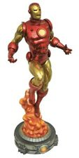 Marvel Gallery Classic Iron Man PVC Statue Diamond Select  figur action Neu