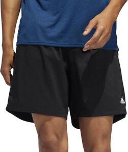 adidas Own The Run 7 Inch Mens Running Shorts - Black