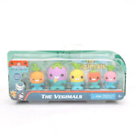OCTONAUTS THE VEGIMALS PACK DE 5 FIGURINES
