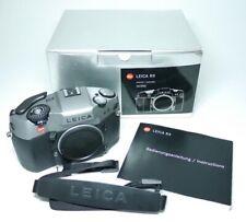 Leica R9 anthrazit Body 10090 An-Verkauf  ff-shop24