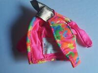Barbie Puffy Jacket 1990 Doll Clothing Mattel Vintage