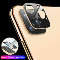 1PCS Case For iPhone 11 Pro Max 20D Tempered Glass Camera Lens Screen Protector