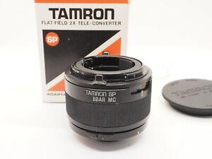 TAMRON ADAPTALL 2 SP 2X TELECONVERTER BOXED  *J25