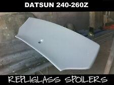 DATSUN 240Z - 260Z REAR WHALE TAIL SPOILER
