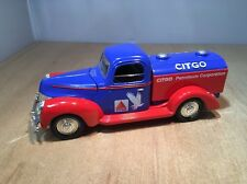 CITGO - LIBERTY 1940 FORD TANKER DIE CAST COIN BANK #65501
