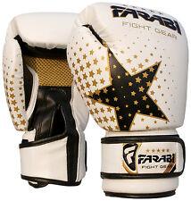 Farabi Starlux Series Boxing gloves Kickboxing, Martial Arts, Mma, Gloves 6Oz