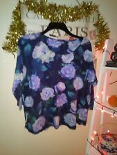 Ladies Top Size 18 Marks And Spencer Collection