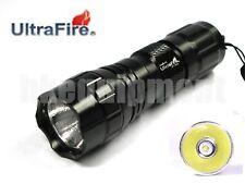 Ultrafire G37 WF-501A Cree XP-G2 R5 LED Flashlight Torch