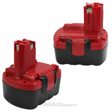 2 x 14.4V 2.0AH Ni-Cd Battery for Bosch BAT038 BAT140 BAT159 BAT040 BAT041