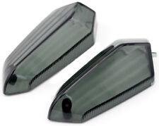 Gemme Freccia Fumé Chiaro per Kawasaki Z 250 Z300 Z 750 R Z1000 Z800 ZRX 1200 R
