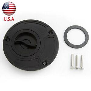 For Honda CBR600RR/929RR/954RR/1000RR/1100 CNC Gas Cap Tank Fuel Cover Gasoline