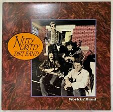 The Nitty Gritty Dirt Band, Workin Band, Vinyl LP Record