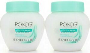Pond's Cold Cream Cleanser 3.5 oz (Pack of 2)