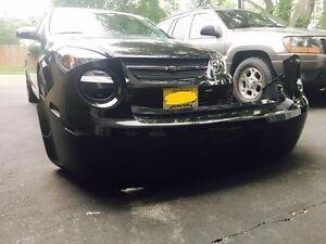 Chevy Cobalt LT Coupe Rear Bumper - Black