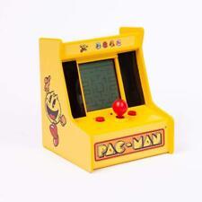 Pac-Man Desktop Mini Arcade Machine Retro 80s 8 Bit Pacman Game Console Gift