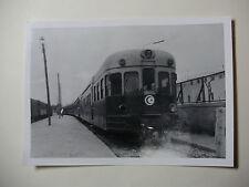 TUN04 - 1960s SNCF A VOIE ETROITE - TUNIS RAILWAY - TRAIN PHOTO Tunisia