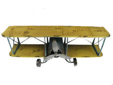 Aeroplane Wall Shelf Iron Vintage Present Decoration Pilots Console Kleinmöbel