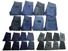Mens Wrangler stretch regular fit jeans FACTORY SECONDS WA113