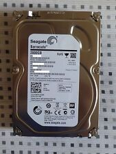 "Seagate Barracuda 2TB 2000GB 3.5"" Internal SATA 7200 RPM Hard Drive RN30"