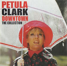 PETULA CLARK - DOWNTOWN - THE COLLECTION - CD