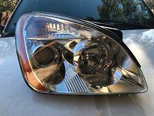 KIA RONDO 07 08 09 10 11 12 RH HALOGEN USED OEM HEADLIGHT LAMP ASSEMBLY