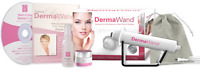 Derma Wand High Frequency Skin Care System  Full Warranty - 30 Day Return Policy