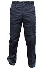 Women's Lightweight Black Uniform Trousers Police Security Prison Officer Y1U