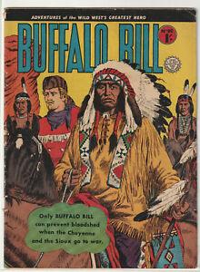 Australian Western Comic: Buffalo Bill #90 Horwitz Publications 1958
