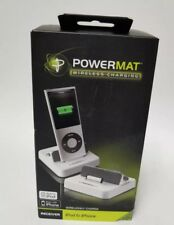 Powermat Wireless Charger For Ipod And iphone Receiver Only