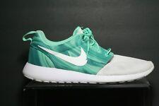 Nike Roshe Run ID Custom 2016 Running Multi White Green Men 13 Athletic Tie Dye