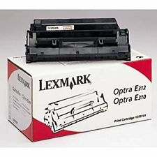 NEW Genuine Lexmark Optra E310 E312 E312L Printer HY 6K TONER 13T0101, 12A2202