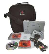 PLAYSTATION 1 PS1 PLAYSTATION 2 FAT PS2 CONSOLA PS1 PS2 PS3  BOLSA DE TRANSPORTE