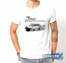 T-SHIRT MAGLIETTA PANDA FIAT FAST AND RANCOROUS ITALIAN DRIFT FAST AND FURIOUS