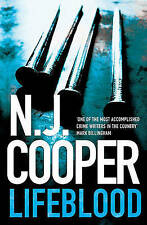 Life Blood by N. J. Cooper (Paperback) New Book