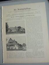 1905 7 Groß Siepen bei Schee Diez